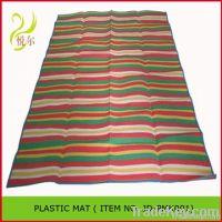 2012 popular foldable & useful large plastic mat