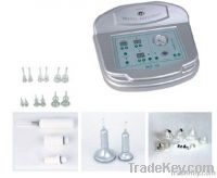 Vacuum therapy machine