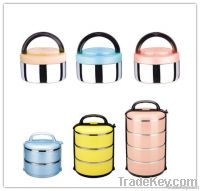 Food Carrier-Lunch Handle Pot-Vacuum Food Container