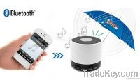 Multi-function Mobile Phone Speaker Bluetooth, support FM radio,