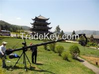 Hot selling 12m Jimmy Jib Camera Crane