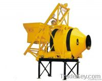 Drum Concrete Mixer 350-750L