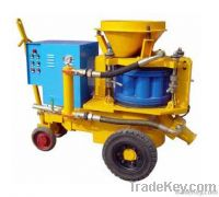 Dry & Wet Mix Shotcrete Machine