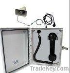 Outdoor waterproof PA phone