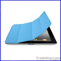 Ultra Slim Magnetic Smart Cover for New iPad 3, Sleep and Wake Up
