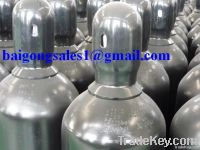 Supply ISO9809 industrial gas cylinders, 50L