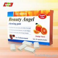 OEM Beauty Angel Sex Chewing Gum