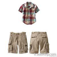 kids clothes set wholesale