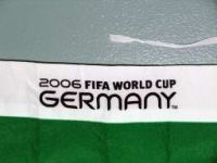 2006 FIFA World Cup Memorabila Collectibles - Flag In The Ball (Brazil)