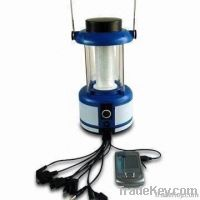 36 led solar camping light with 3w solar panel