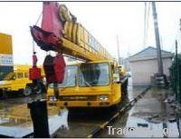 hydraulic KATO 50T USED  crane