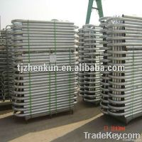 Kraal tubes