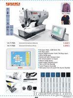 Yuki Special Electronic Buttonhole Machine