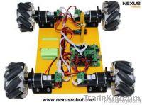 mecanum wheel mobile robot kit