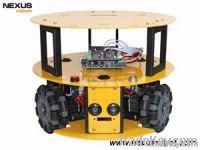omni wheel mobile robot kit