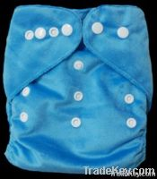 reusable one size cloth baby diapers/nappies with insers