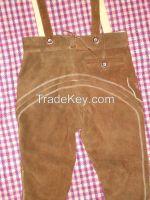 lederhosen shorts