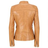 Customized Manufacturer Leather Motorcycle/Motorbike Jackets