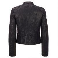 Motorbike Street Matte Premium Cowhide Leather Jacket/Racing Jacket