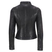 Manufacturer price custom men women motorcycle leather jacket
