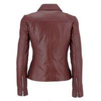 Manufacturer price custom men women motorcycle pu leather jacket