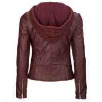 winter jacket hood replacement/leather jacket made pakistan/woman jacket