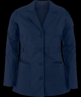 blue lab jacket