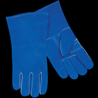 Heavy Duty Mig Welding Protective Gloves