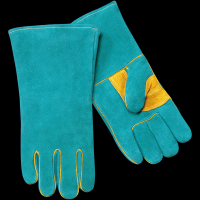 Long Sleeve Heavy Duty Thick Welding Gloves