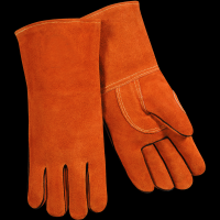 Mig/Stick Leather Welding Gloves