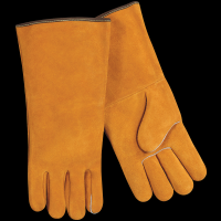 Best price good quality heat resistant stick welding glove