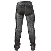 men plus size leather chaps