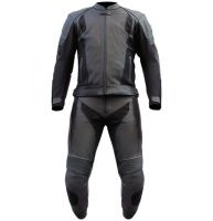 MOTORBIKE, MOTORCYCLE LEATHER 2pc COMPLETE SUIT