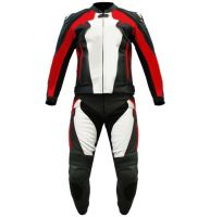Wholesale breathable motorcycle leather one piece suit