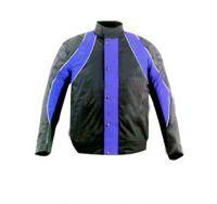 textile motorcycle jacket for men