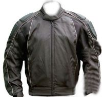 Custom Men Motorbike Textile Cordura Fabric Jacket