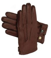 wine leather gloves