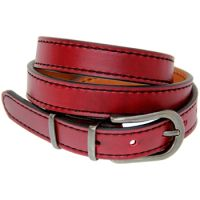 Hot sale man business leisure leather belt