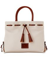 stylish leather hand bag