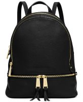pure black leather best hand bag