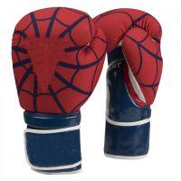 Custom logo PU Boxing gloves Thai Kick Boxing Gloves