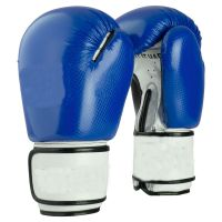 custom leather boxing gloves