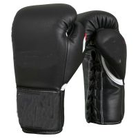 Custom Gym Power Boxing Training Leather MMA Gloves
