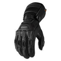 2018  black leather hand bag