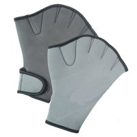 Aquatic Fitness Swim Training Gloves For water resistance