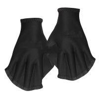 Cheap Price Swim Training Finger Webbed Silicone Swimming Glove
