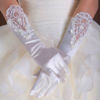 hot sale high quality bridal glove