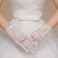 2018 new bridal glove