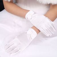 Wedding Bridal Lace Gloves