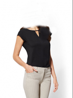 black  blouses and top